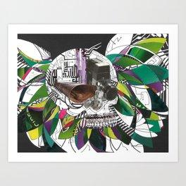 Missing Hiker Art Print