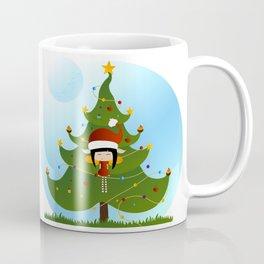 Christmas Elf Coffee Mug