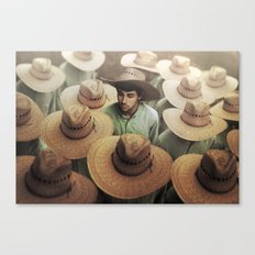 The Helpers  Canvas Print