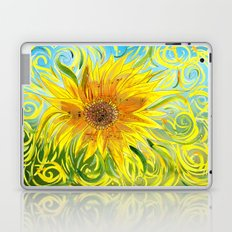 Sunflower Symphony Laptop & iPad Skin