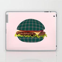 Hamburger-tartan Laptop & iPad Skin