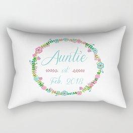 Auntie Rectangular Pillow