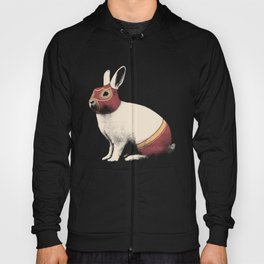 Lapin Catcheur (Rabbit Wrestler) Hoody