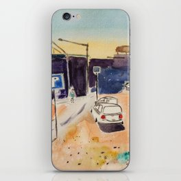 Nevada Parking iPhone Skin