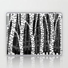 Zebra Trees 04 Laptop & iPad Skin