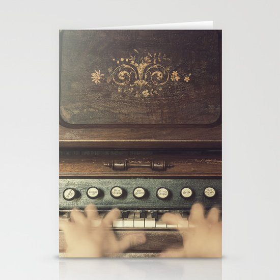 Frantic at the Keys Stationery Cards