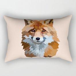 Wolfie Rectangular Pillow