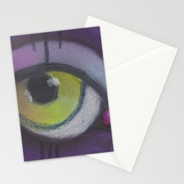 eye only II Stationery Cards