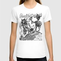 wild things T-shirts featuring Wild Things by intermittentdreamscapes