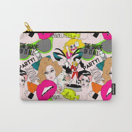 Bring Back My Girls Carry-All Pouch