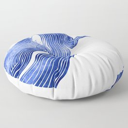 Nereid XIV Floor Pillow