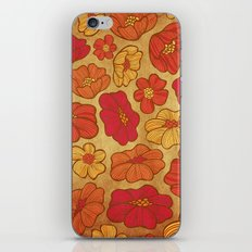Embers iPhone & iPod Skin