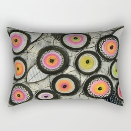 Flowers #2 Rectangular Pillow