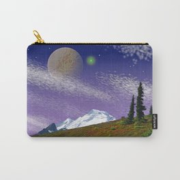 ON THE TRAIL TO DISTANT WORLDS Carry-All Pouch