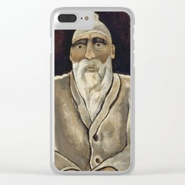Albert Pinkham Ryder , Marsden Hartley Clear iPhone Case