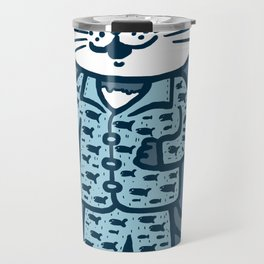 The Cat's Pyjamas Travel Mug