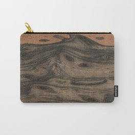 Birdseye Paldao Wood Carry-All Pouch