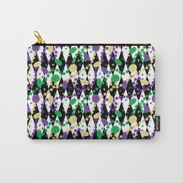 Mardi Gras Throws Carry-All Pouch