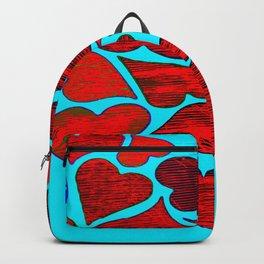 Valentines at Tiffanys Backpack