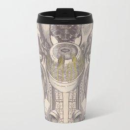 Anatomy Collage 2 Travel Mug