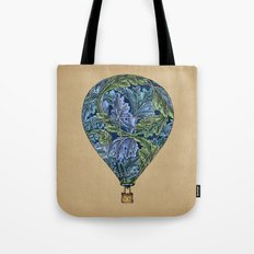 Flight Pattern Tote Bag