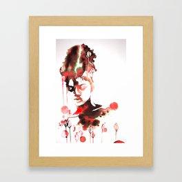 Lightfall Framed Art Print