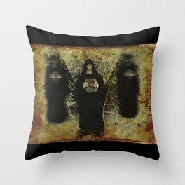 Invoke Throw Pillow