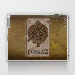 old razor ad Laptop & iPad Skin