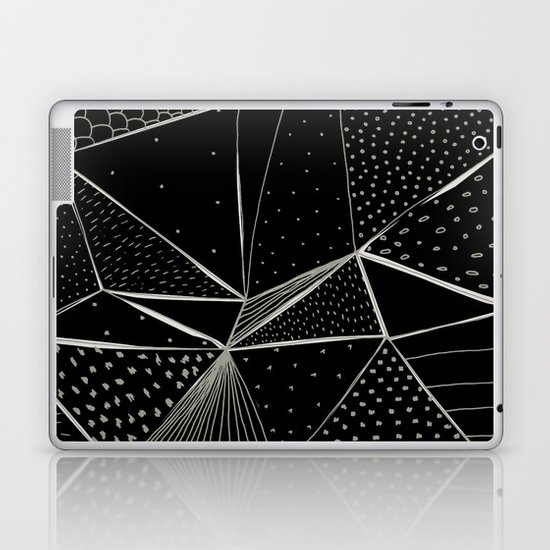 Abstract 07 Laptop & iPad Skin