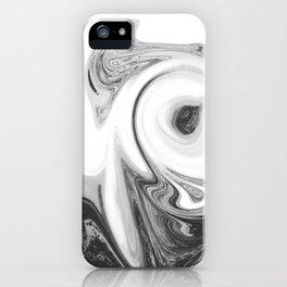 BLACK VOID iPhone Case