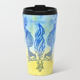 Ukraine Travel Mug