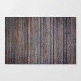 Vintage Wood background - photo wallpaper Canvas Print