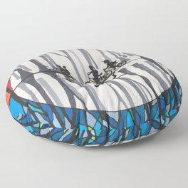 Stranger World Things Floor Pillow