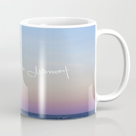 Hanging by a Moment Mug