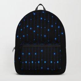 Blue Chandelier Backpack