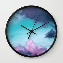 Sky- Lifting Me Out Of The Dark Wall Clock