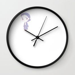 Bitchin' Wall Clock