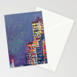 From Vancouver Harbour Stationery Cards
