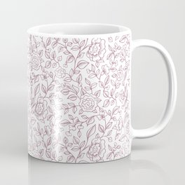 Garden of roses Coffee Mug