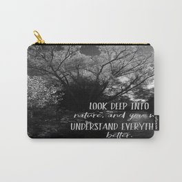Understand Nature Carry-All Pouch