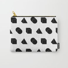 Shapes Pattern Carry-All Pouch