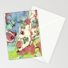 #23 Come All Ye Annoying Little Children and Bring Tidings of the Mechanical Spirit Stationery Cards