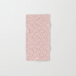 Cats pattern Hand & Bath Towel
