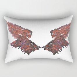 Cas's Wings Rectangular Pillow
