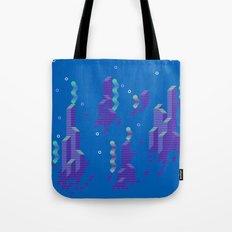 Super Mario World (underwater) Tote Bag