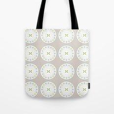 MCM Circles Tote Bag