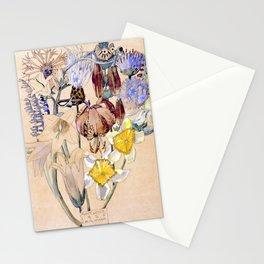 "Charles Rennie Mackintosh ""Flowers & Plants"" (4) Stationery Cards"