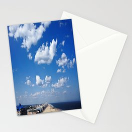 Blue OC Stationery Cards