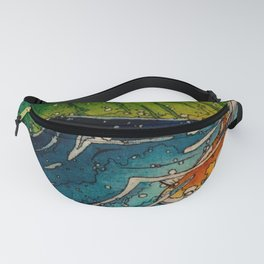 Piece #1126 Fanny Pack
