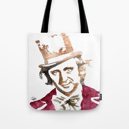 """""""So Shines A Good Deed..."""" Willy Wonka - 2016 Tote Bag"""